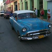 Cuba. Havana, Trinidad