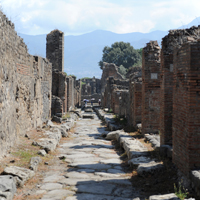 Italy. Rome, Naples, Verona, Lucca, Siena, San Gimignano