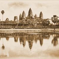 Cambodia. Angkor, Angkor Wat, TA Prohm